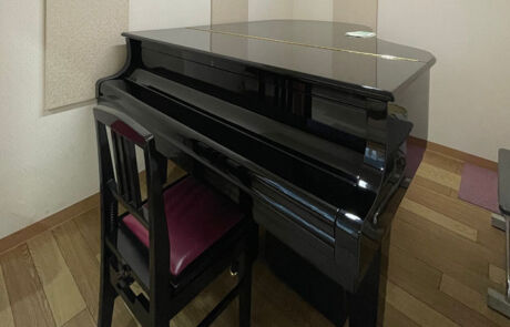 北バイパスセンター_個人部屋(グランドピアノ)