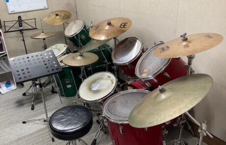 小林センター_ドラム