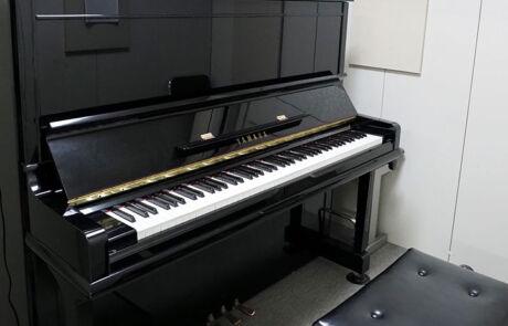大塚センター_個人部屋(アップライトピアノ)